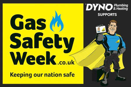 This week is Gas Safety Week